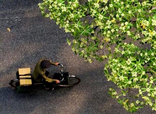 Những khung cảnh lãng mạn như phim Hàn ở Hà Nội