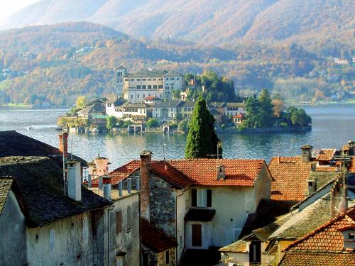 Cảnh đẹp non nước hữu tình của châu Âu