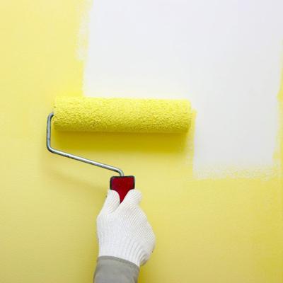 Ngôi nhà đẹp nhờ thầu sơn chuyên nghiệp