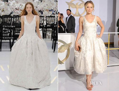 Jennifer Lawrence 9 lần lột xác với 'Mockingjay'