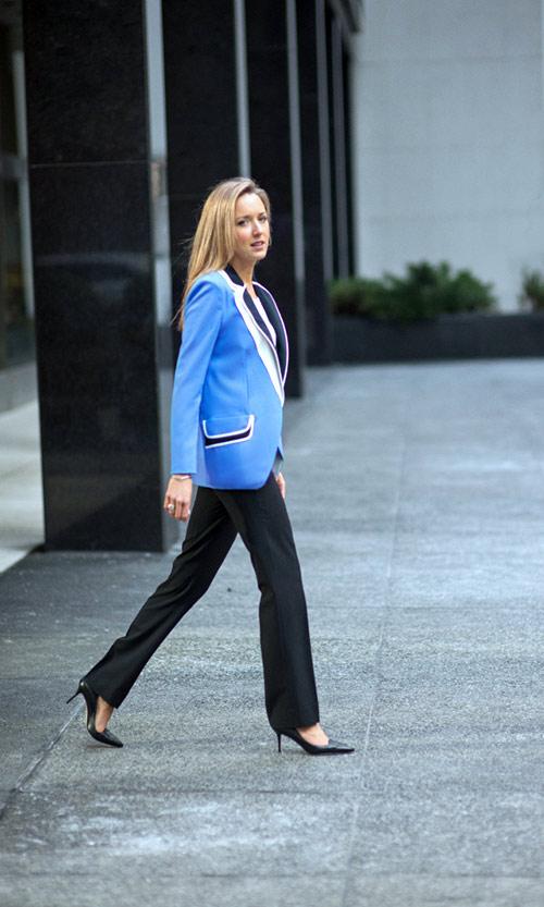 'Bí kíp' để nữ công sở thành đạt và quyến rũ