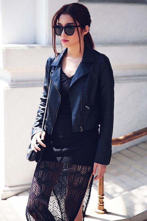 Phối đồ phong cách như cô gái Sài Gòn khi trời 18°C