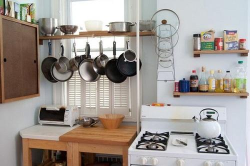 5 nguyên tắc vàng bài trí phòng bếp thông minh