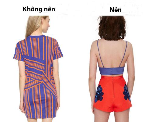 """Những trang phục """"trị"""" vòng 3 kẹp lép giúp mọi cô gái tự tin"""