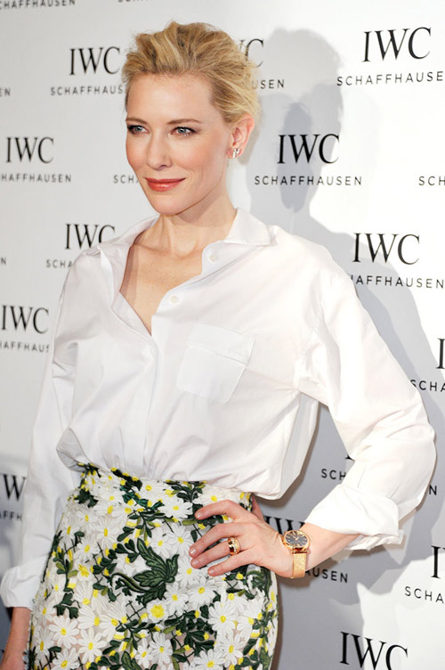 Thời trang từ nữ minh tinh mắt biếc - Cate Blanchett