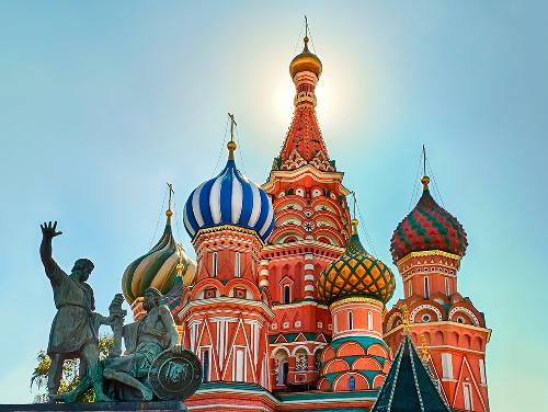 Nét đẹp huyền bí ẩn giấu trong lòng nước Nga