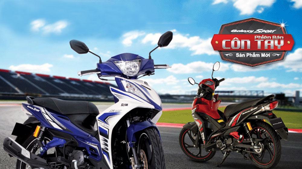 Xe máy côn tay nào rẻ nhất Việt Nam?