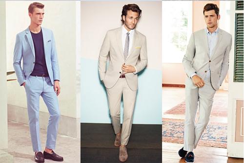 Tuyệt chiêu mặc vest không đổ mồ hôi cho nam giới ngày hè