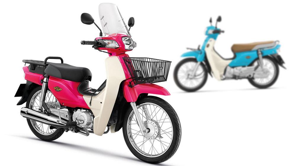 """Honda ra mắt Super Cub mới với giá cực """"sốc"""""""