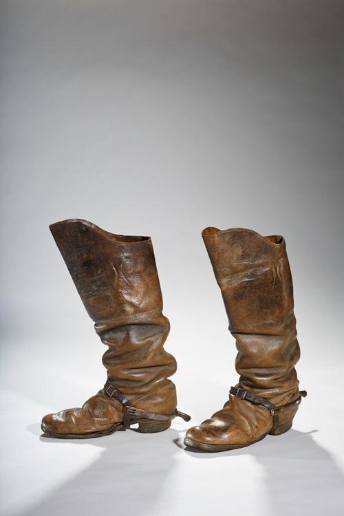 Lịch sử đôi giày cao gót của nam giới