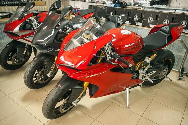 Siêu môtô 1299 Panigale S New