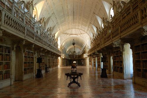 9 thư viện lộng lẫy như cung điện trên thế giới