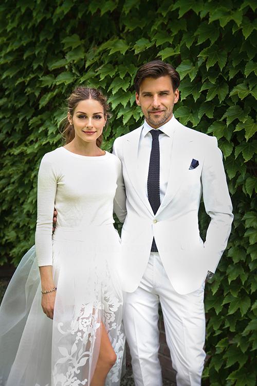 Áo cưới sơ mi - cô dâu nào dám mặc?