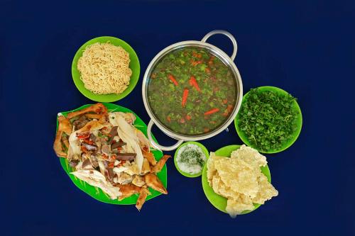 Ba gợi ý món ăn cho cuối tuần Sài Gòn