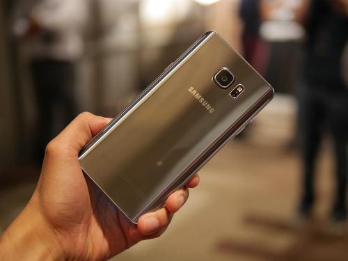 """Galaxy Note 5 – """"trợ lý"""" đắc lực cho người bận rộn"""