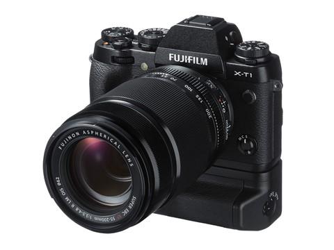 Máy ảnh X-T1 IR chụp được ánh sáng mắt thường không thấy