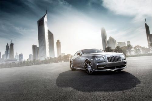 Xe độ của giới siêu giàu Dubai ?