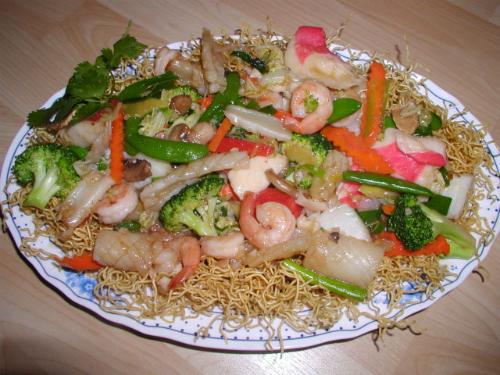 Mì sụa - món ăn yêu thích của người Hoa ở Sóc Trăng