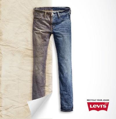 Tiết lộ thú vị về những chiếc quần jeans Levi's
