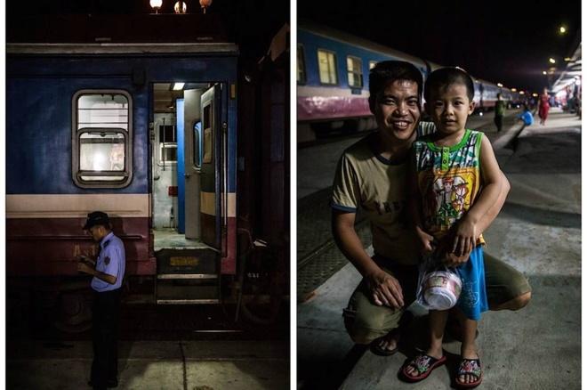 Vẻ đẹp Việt qua ống kính nhiếp ảnh gia Anh