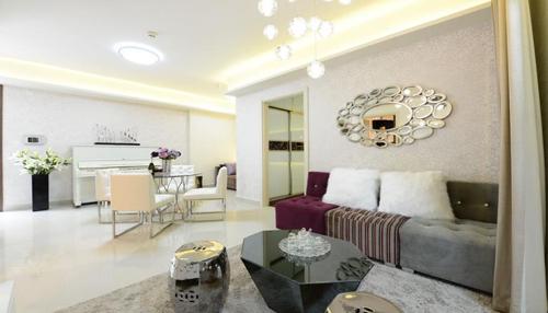 Thiết kế không gian thông thoáng cho căn hộ hiện đại