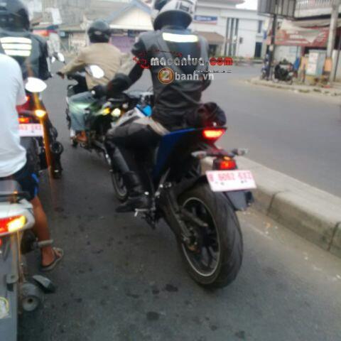 Tiếp tục lộ ảnh Yamaha MT-15 trên đường chạy thử và thời điểm ra mắt