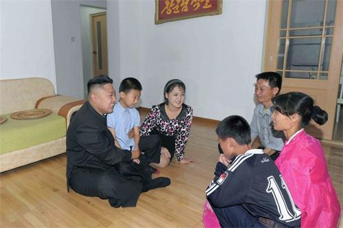 Cận cảnh căn hộ chung cư ở Triều Tiên