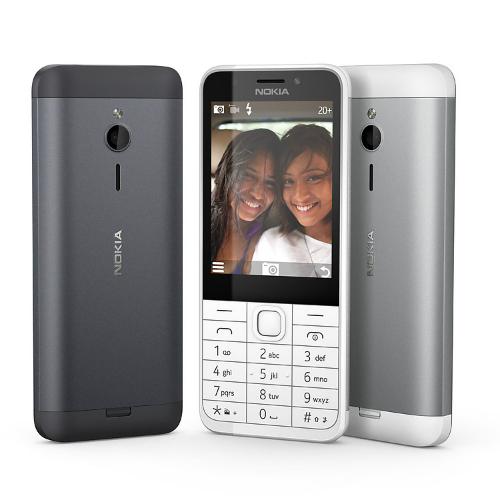 Điện thoại Nokia 230 vỏ nhôm giá 55 USD