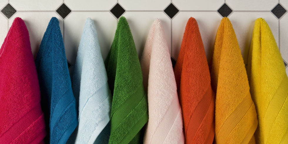 Mẹo giặt khăn tắm sạch sẽ, không biến thành giẻ rách