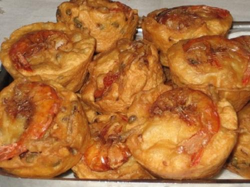 Món bánh giá chợ Giồng, đặc sản Tiền Giang