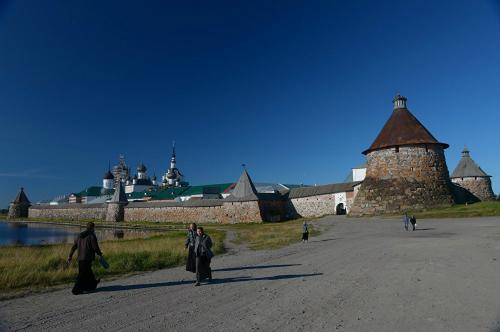 Tu viện Solovki - từ thánh đường thành 'cỗ máy nghiền thịt'