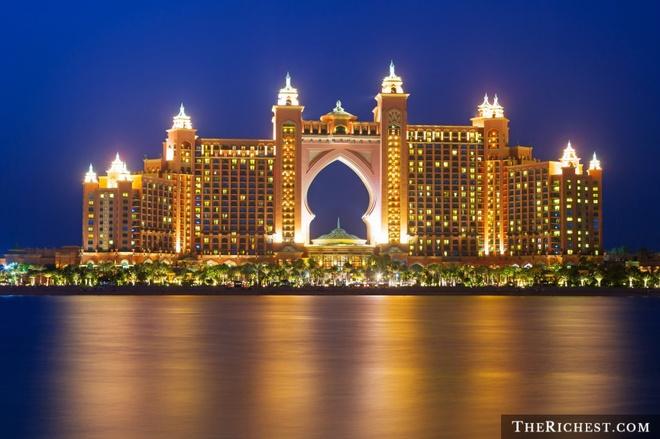 'Hướng dẫn' đốt tiền nhanh tại Dubai
