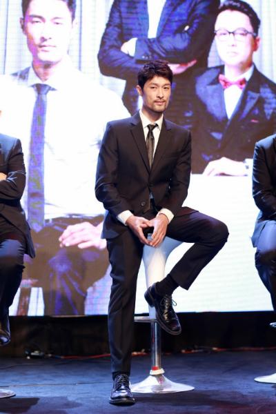 Cùng ngắm quý ông thanh lịch tại lễ trao giải 'Men of the Year'
