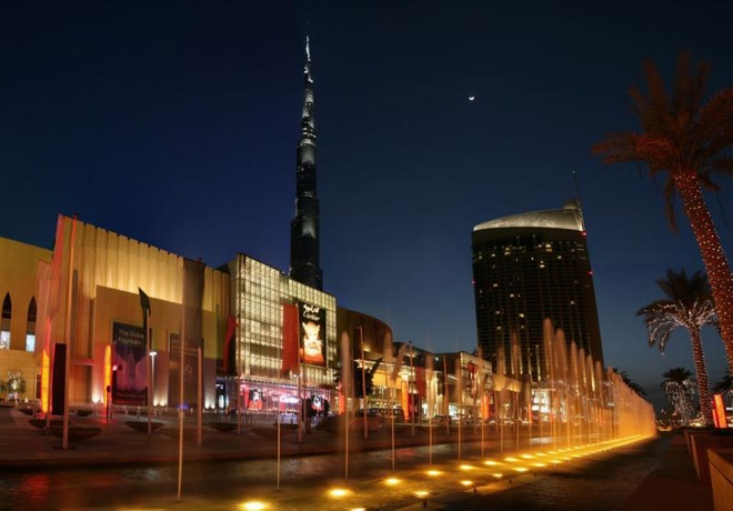 7 điểm mua sắm lý tưởng mùa lễ hội ở Dubai