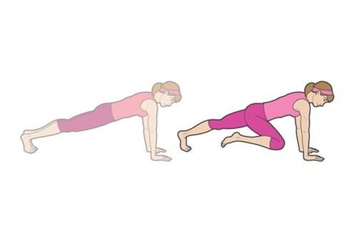 Hướng dẫn tập bụng và eo đơn giản 10 phút mỗi ngày
