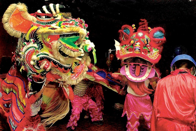 Lễ hội đón xuân của các nước châu Á