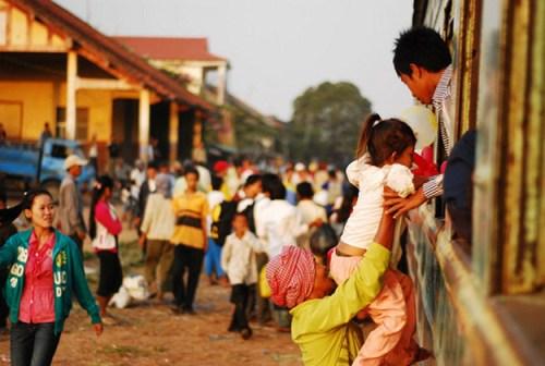 Thái Lan và Campuchia xây đường sắt nối liền hai thủ đô