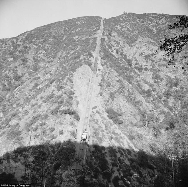 Tuyến đường sắt 123 năm tuổi ở Los Angeles