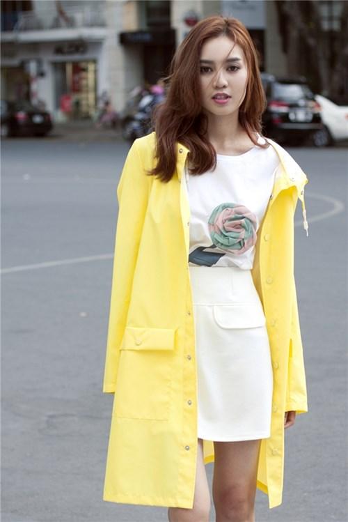 6 set đồ mặc là đẹp của nàng 'Cám' Lan Ngọc