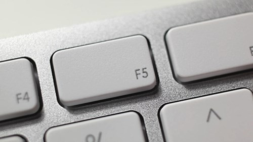 Bạn có đang lầm tưởng về nút F5?