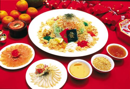 Danh sách 4 món ăn Tết đậm chất Singapore
