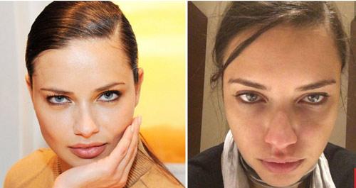 Gương mặt mộc 'tuyệt phẩm' của mỹ nhân sexy nhất Brazil