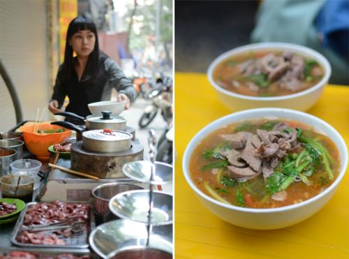 Ba quán mì tôm đặc biệt ngon 'hết sảy' trong lòng phố cổ Hà Nội