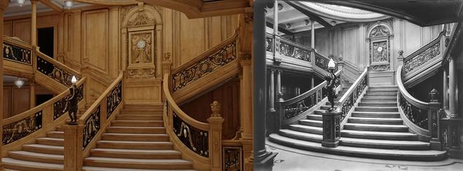 Cùng chiêm ngưỡng bản sao của con tàu Titanic