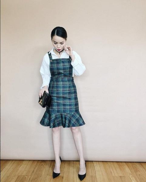 Diện váy dưới 700 ngàn nhưng xinh lung linh như Yến Trang-Yến Nhi