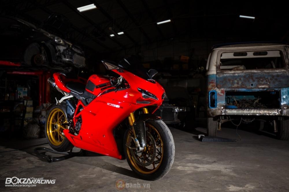 Ducati 1098S đẹp mắt trong một bản độ uy mãnh