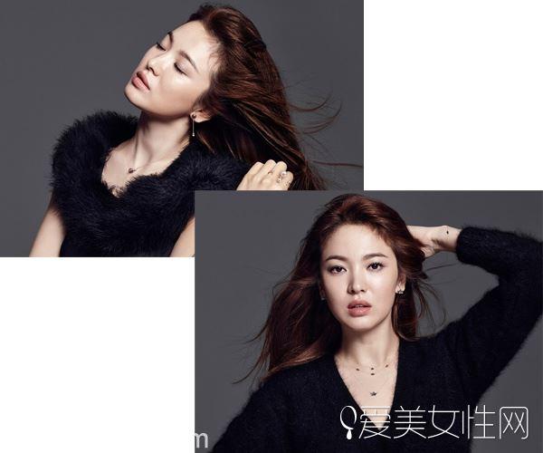 Hoa tai Song Hye Kyo khiến chị em mê mẩn