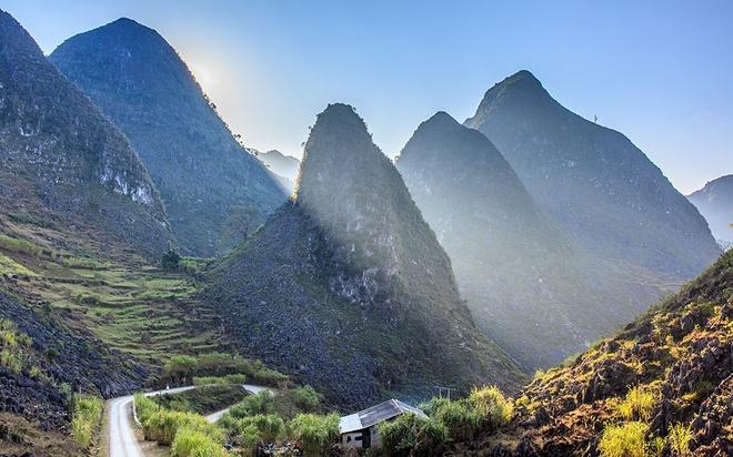 Thiên nhiên hùng vĩ và con người Hà Giang