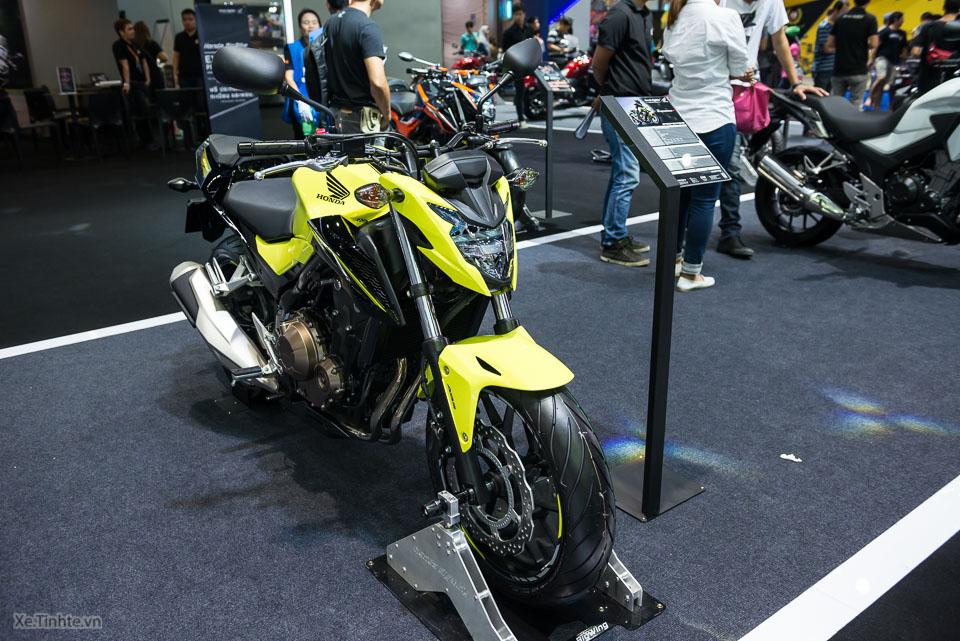 Chi tiết Honda CB500F 2016 giá 133 triệu đồng tại Bangkok Motor Show