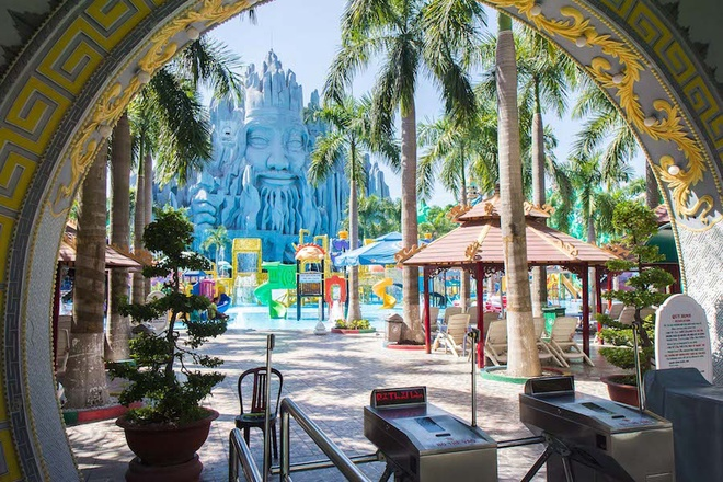 'Suối Tiên' một Disneyland phong cách Việt Nam